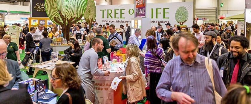 Natural Products Europe 2018